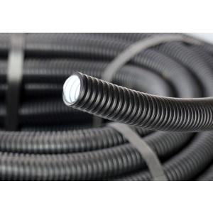 Leerrohr/ Wellrohr/ Isolierrohr flexibel schwarz 25m DN63