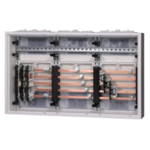 NH-Verteiler 3-fach 500x800x165 mm