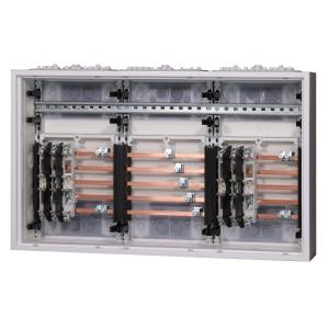 NH-Verteiler 4-fach 500x800x165 mm