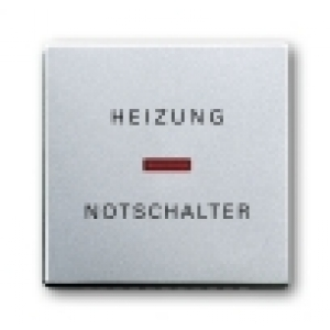 Busch-Jaeger Wippe 1789 H-83 Symbol Heizungsnotschalter
