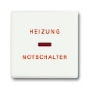 Busch-Jaeger Wippe 1789 H-884 Symbol Heizungsnotschalter