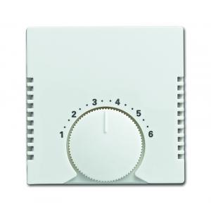 Busch-Jaeger Zentralscheibe 1794-914 Temperaturregler Balance SI
