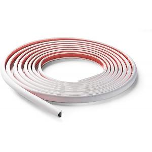 Famatel Kabelkanal 10x10 selbstklebend 5m weiß 71501-A