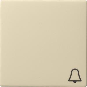 Gira Wippe 028601 Symbol Klingel cremeweiss (028601)