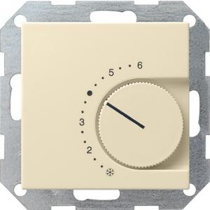 Gira Raumtemperaturregler 039001 230V System 55 cremeweiss (039001)