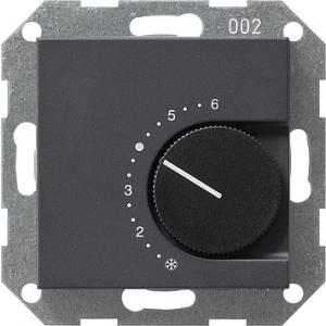 Gira Raumtemperaturregler 039028 230V System 55 anthrazit (039028)