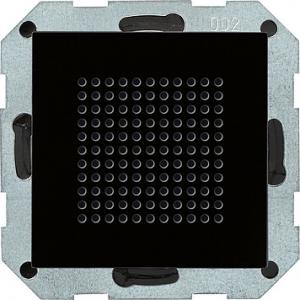 Gira Lautsprecher 228205 UP-Radio System 55 schwarglasoptik (228205)