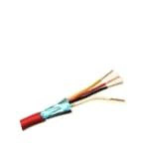 J-Y(ST)Y 2x2x0,8 Brandmeldekabel RG100m rot