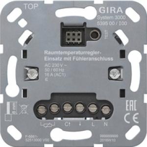 GIRA Einsatz 539500 S3000 RTR Fühleranschluss