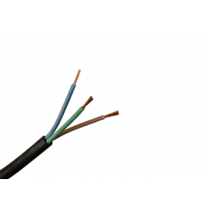 Gummischlauchleitung H07RN-F 3G1,5 TR50m schwarz