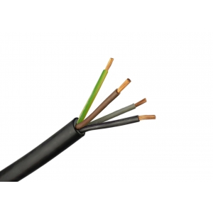 Gummischlauchleitung H07RN-F 4G2,5 RG50m schwarz