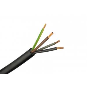 Gummischlauchleitung H07RN-F 4G2,5 TR1m schwarz
