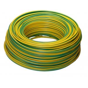 H07V-K 1x25 grün/gelb RG100m PVC-Aderleitung