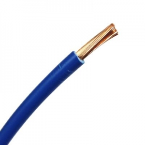 PVC-Aderleitung H07V-K 1x10 flexibel blau