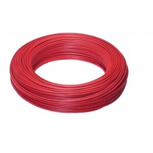H07V-K 1x6 RG100m rot PVC-Aderleitung