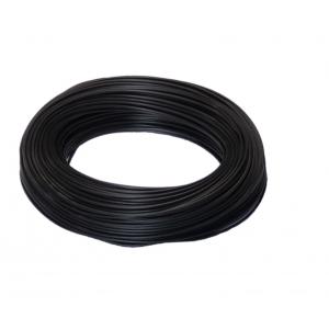 H07V-K 1x6 RG100m schwarz PVC-Aderleitung
