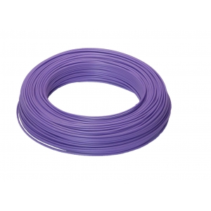 H07V-U 1x1,5 RG100m violett PVC-Aderleitung