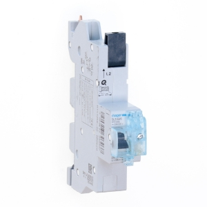 Hager HTS125E SLS-Schalter 1 x 25 A mit Adapter