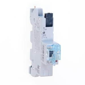 Hager HTS140E SLS-Schalter 1 x 40 A mit Adapter