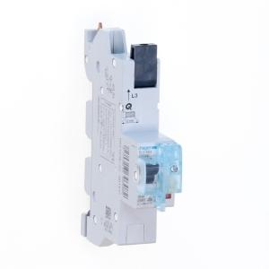 Hager HTS163E SLS-Schalter 1 x 63 A mit Adapter