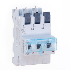 Hager HTS316E SLS-Schalter 3polig 16A f. Sammelschiene