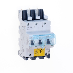 Hager HTS390E SLS-Schalter 100 A mit Adapter