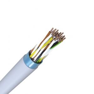 J-Y(ST)Y 20x2x0,6 1m Meterware Fernmeldeleitung grau Telefonkabel / ISDN Kabel