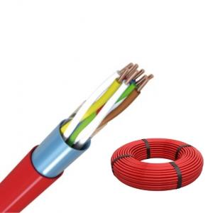 J-Y(ST)Y 4x2x0,8 Brandmeldekabel RG100m rot