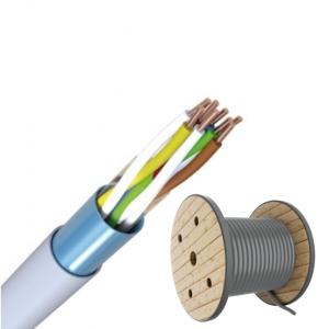 J-Y(ST)Y 4x2x0,8 TR500m Fernmeldeleitung grau Telefonkabel / ISDN Kabel