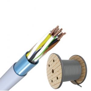 J-Y(ST)Y 6x2x0,6 TR500m Fernmeldeleitung grau Telefonkabel / ISDN Kabel