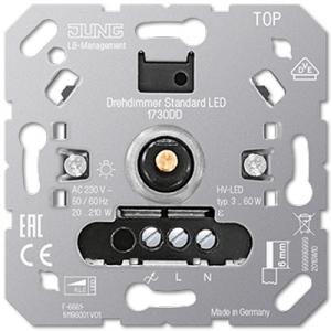 JUNG Drehdimmer 1730DD Standard LED