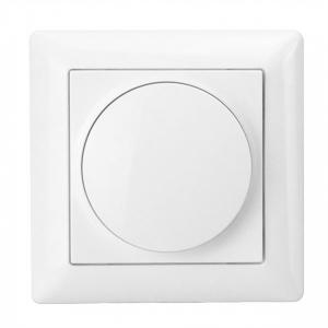 Drehdimmer-Set Jung AS500 mit alternativem LED-Drehdimmer