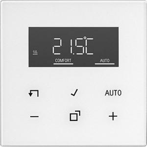 Jung Raumtemperaturregler TRDLS1790WW mit Display Standard