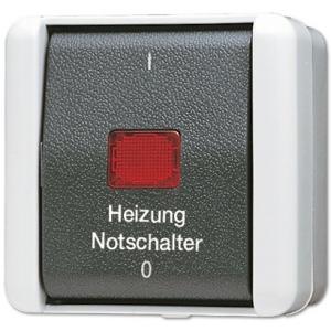 Jung AP-Schalter 802HW 2polig