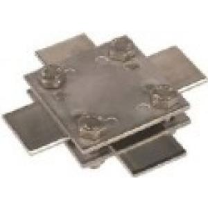 Dehn Kreuzstück 318033 DIN 48845 H St/tZn ohne Zwischenp