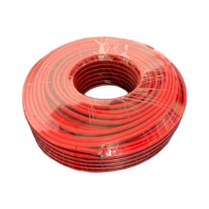 Lautsprecherkabel 2x4,0qmm schwarz-rot 50 m Bund
