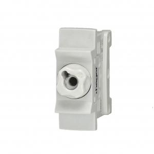 Hager Sicherungssockel 63A LD043 1-polig + Schraubkappe LE18SK