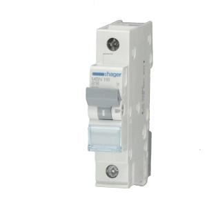 Hager LS-Automat MCN150 1 polig C 50A
