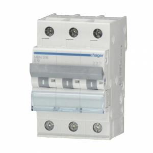 Hager LS-Automat MCN332 3polig C 32A