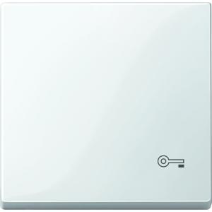 Merten Wippe MEG3303-0319 polarweiss glaenzend Symbol Schlüssel