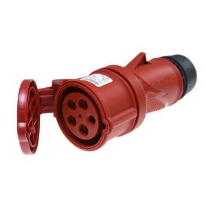 Mennekes CEE-Kupplung 14522 PowerTOP® Xtra 5p 16A IP44