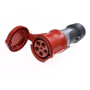 Mennekes Kupplung 14112 63A5P 6H400V PowerTOP Xtra IP44