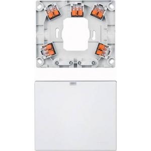 Merten MEG1011-9019 Herd- und Geräteanschlussdose AP mit Steckklemmen
