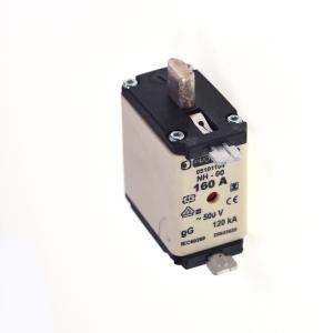 NH-Sicherung (spannungsfr. Griffl.) PSI NH00 SF 160A