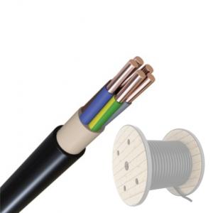 Erdleitung PVC NYY-J 5x1,5 mm² 500 m Trommel schwarz