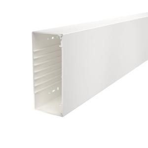 OBO Wand- und Deckenkanal WDK 100130 100x130 reinweiss 1m