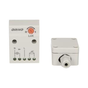 Orno Dämmerungsschalter AP IP65 20Lx AZ-10A