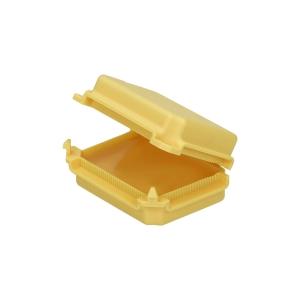 Orno wasserdichte Gelbox für Verbindungsklemmen gelb 1 Stück