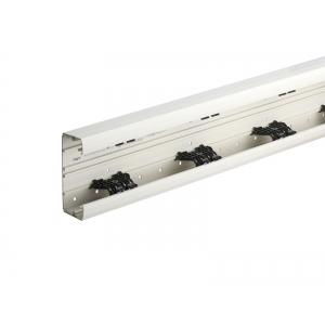 Hager Tehalit Brüstungskanal Unterteil BRN7013019010 70x130 reinweiss 1 Meter