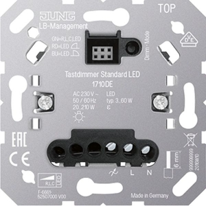 JUNG Tastdimmer 1710DE Standard LED